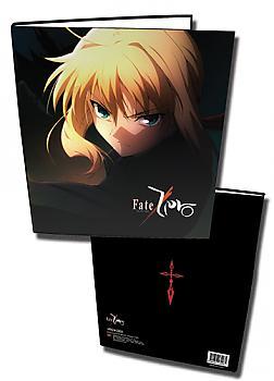 Fate/Zero Binder - Saber