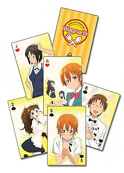 Wagnaria!! Playing Cards