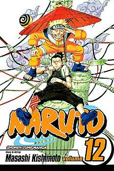 Naruto Manga Vol.  12