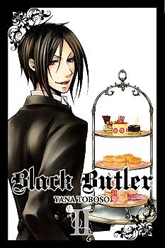 Black Butler Manga Vol.   2