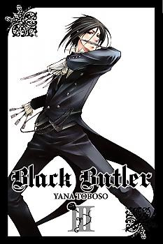 Black Butler Manga Vol.   3