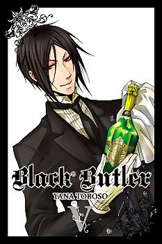 Black Butler Manga Vol.   5