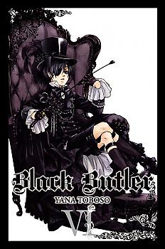 Black Butler Manga Vol.   6