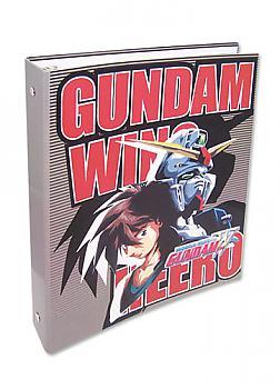 Gundam Wing Binder - Wing Zero Heero