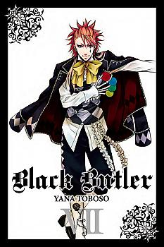 Black Butler Manga Vol.   7