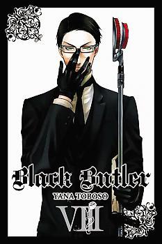 Black Butler Manga Vol.   8