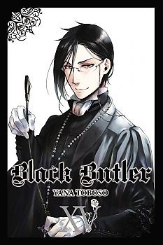 Black Butler Manga Vol.  15