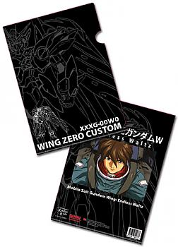Gundam Wing File Folder - Wing Zero Custom