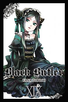 Black Butler Manga Vol.  19