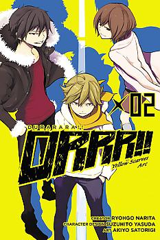 Durarara!! Yellow Scarves Arc Manga Vol.   2