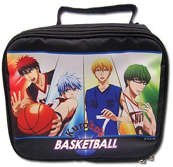 Kuroko's Basketball Lunch Bag - Kuroko, Kagami, Kise & Aomin Jersey