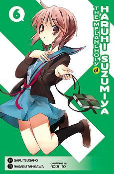 Haruhi Manga Vol.   6