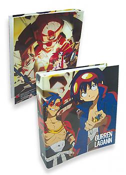 Gurren Lagann Binder - Group