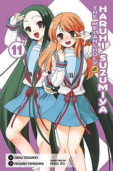 Haruhi Manga Vol.  11