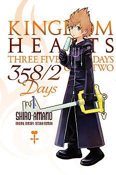 Kingdom Hearts 358/2 Manga Vol.   1