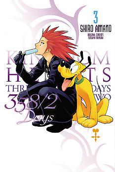 Kingdom Hearts 358/2 Manga Vol.   3