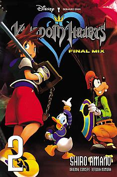 Kingdom Hearts: Final Mix Manga Vol.   2