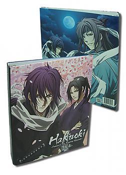 Hakuoki Season 1 Binder - Toshizuo & Hijime