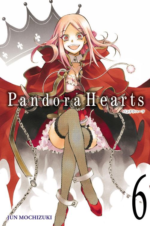pandora hearts manga