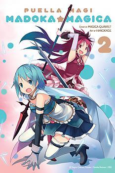 Puella Magi Madoka Magica Manga Vol.   2