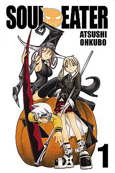 Soul Eater Manga Vol.   1