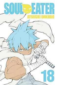 Soul Eater Manga Vol.  18