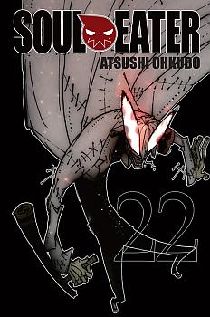 Soul Eater Manga Vol.  22