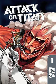 Attack on Titan Manga Vol.   1