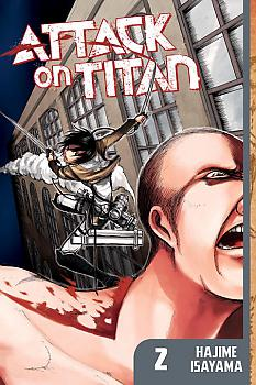 Attack on Titan Manga Vol.   2