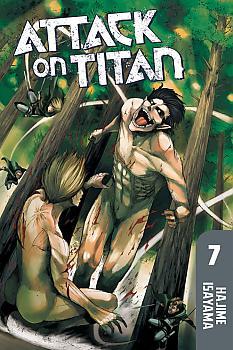 Attack on Titan Manga Vol.   7