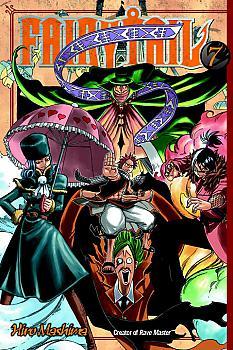 Fairy Tail Manga Vol.   7