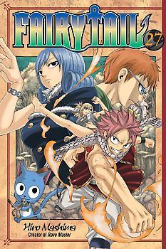Fairy Tail Manga Vol.  27