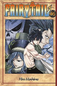 Fairy Tail Manga Vol.  46