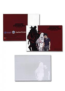 Deadman Wonderland Memo Pad - Group