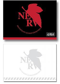 Evangelion Memo Pad - NERV Logo