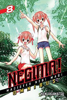 Negima Omnibus Manga Vol.   8