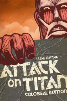 Attack on Titan: Colossal Edition Manga Vol. 1