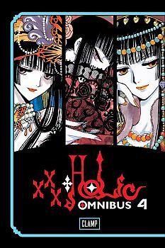xxxHOLiC Omnibus Manga Vol.   4