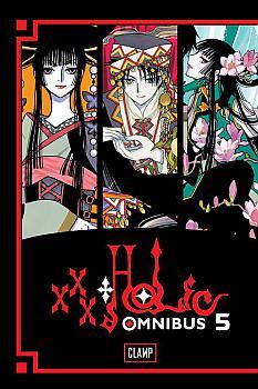 xxxHOLiC Omnibus Manga Vol.   5