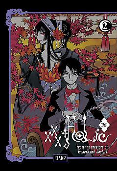xxxHOLiC Rei Manga Vol.   2