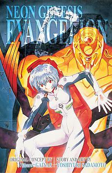 Evangelion Omnibus Manga Vol.   2