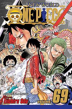 One Piece Manga Vol.  69