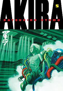 Akira Manga Vol.   5