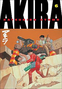 Akira Manga Vol.   6