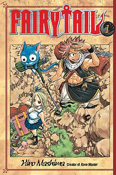 Fairy Tail Manga Vol.   1