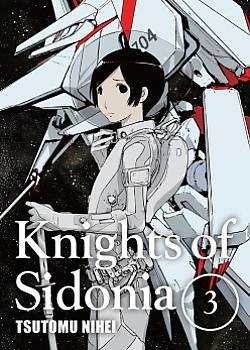 Knights of Sidonia Manga Vol.   3