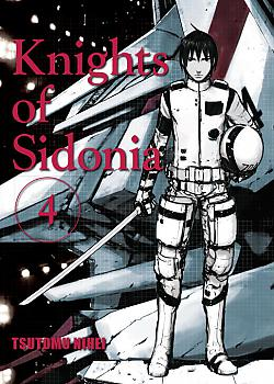 Knights of Sidonia Manga Vol.   4