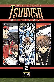 Tsubasa Omnibus Manga Vol.   2