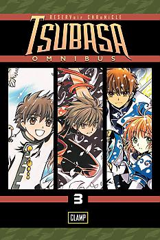 Tsubasa Omnibus Manga Vol.   3