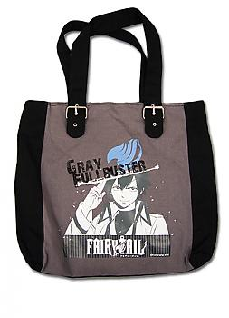 Fairy Tail Tote Bag - Gray Fullbuster